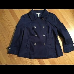 "WHBM Ladies casual ""swing"" jacket 10P"